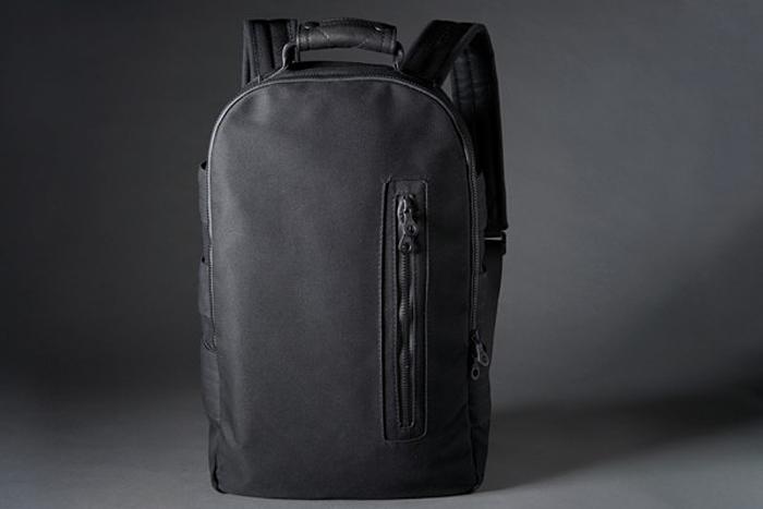 Killspencer, leather backpack