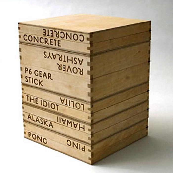 Ping Pong Paddles, Troika Studio, Custom, Designer Ping Pong Paddles, Table Tennis, packaging