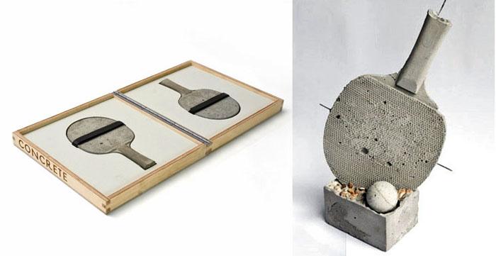 Ping Pong Paddles, Troika Studio, Custom, Designer Ping Pong Paddles, Table Tennis
