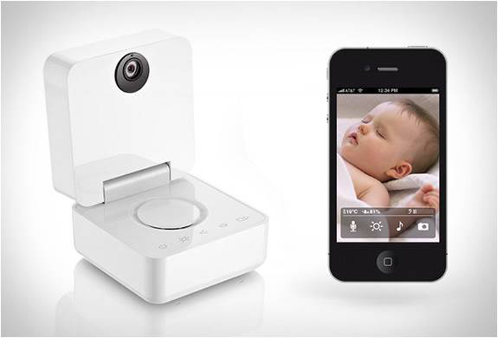 iphone baby monitor
