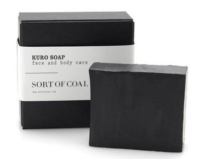 Kuro Soap, Coal Soap