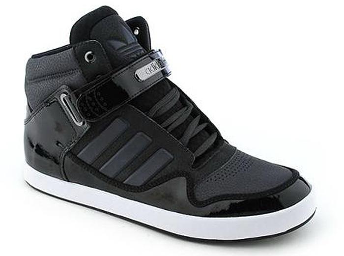 Adidas AR 2.0, black, Sneakers, Hightops, Muppets