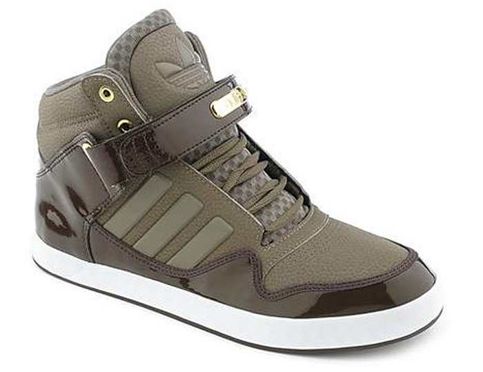 Adidas AR 2.0, green, Sneakers, Hightops, Muppets