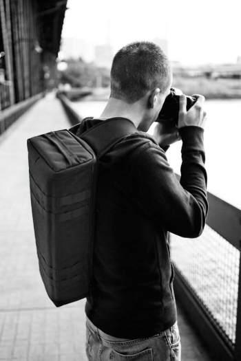 Camera bag, Blackstone, compact camera bag