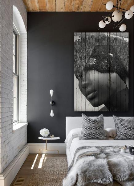 MYLOVT, Murals, Fashion Murals, Portrait Murals, Interior Murals