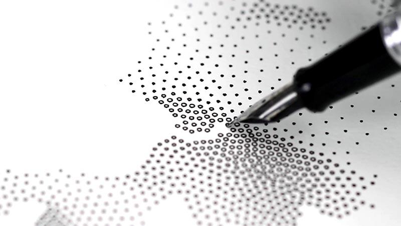 axidraw, self writing robot, pen plotter