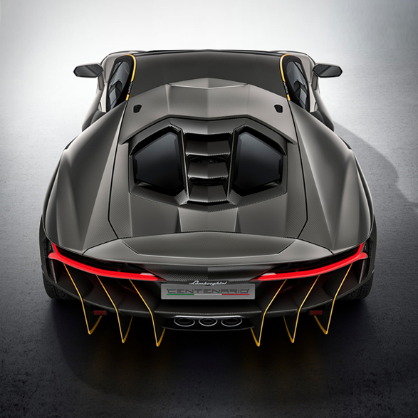 Lamborghini, Centenario, LP 770-4