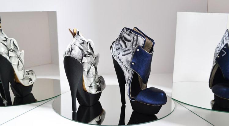 Amber Ambrose Aurele - Shoe Design