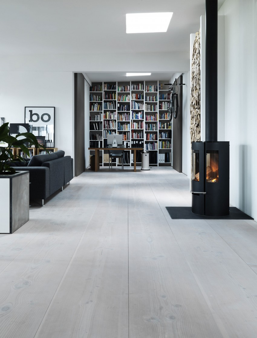 Home of Morten Bo Jensen, Vipp, Interior Design, Scandinavian interiors