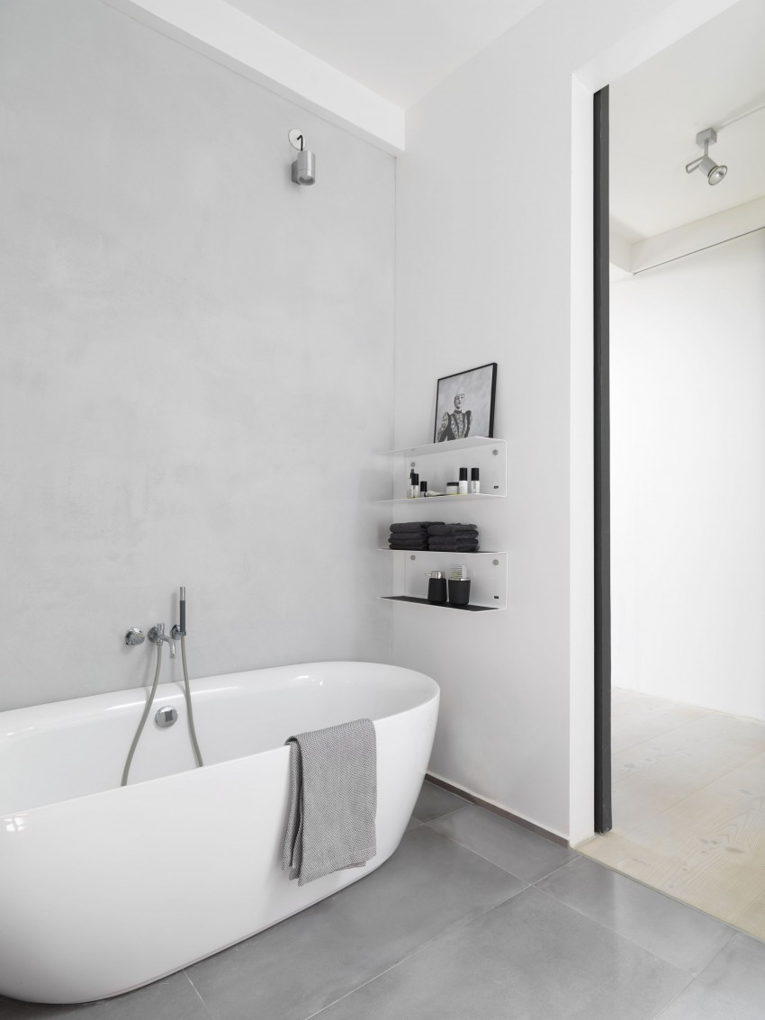 Home of Morten Bo Jensen, Vipp, Interior Design, Scandinavian interiors, bathroom
