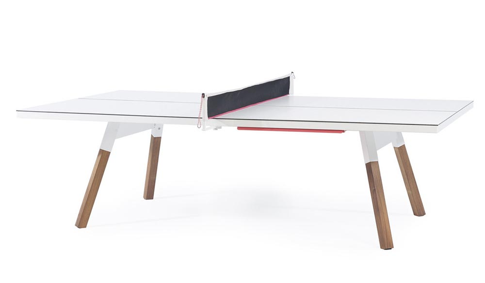 white Ping Pong Table, DPAGES, Furniture Design