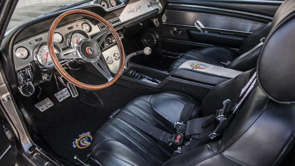 Classic Recreations, Ford Mustang, GT500CR, 900S, interior