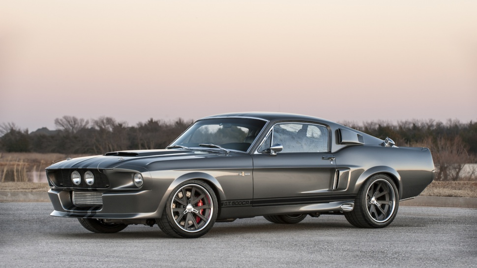 Classic Recreation's Ford Mustang GT500CR 900S