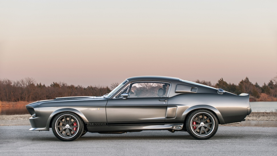 Classic Recreations, Ford Mustang, GT500CR, 900S