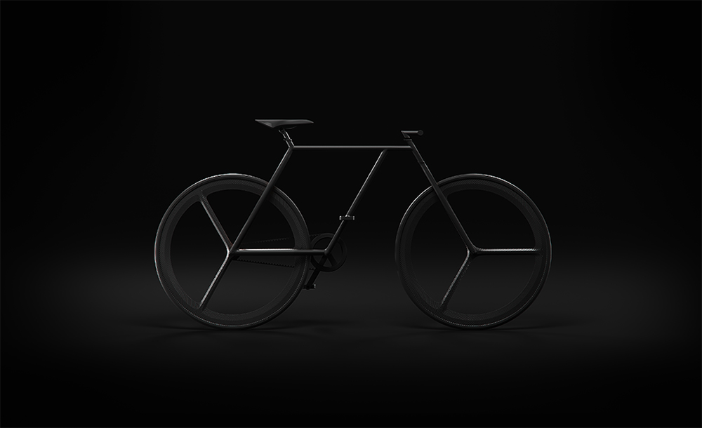 Baik, Bike, Bicycle, Ion Lucin, minimal bike