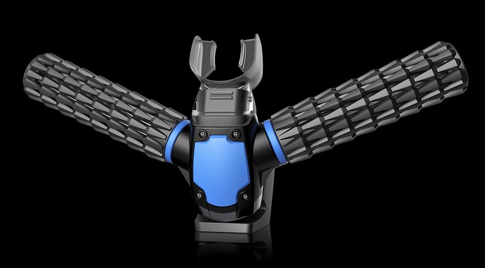 Triton Gills, artificial gills, Breathe underwater, oxygen respirator