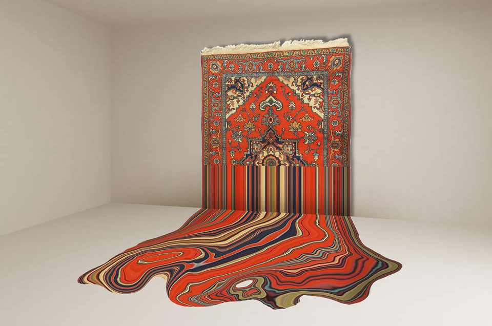 Faig Ahmed Carpet Art