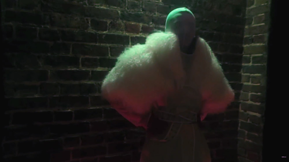 Gareth Pugh, Ruth Hobgen, ShowStudio, Fashion Film Spring Summer 2016