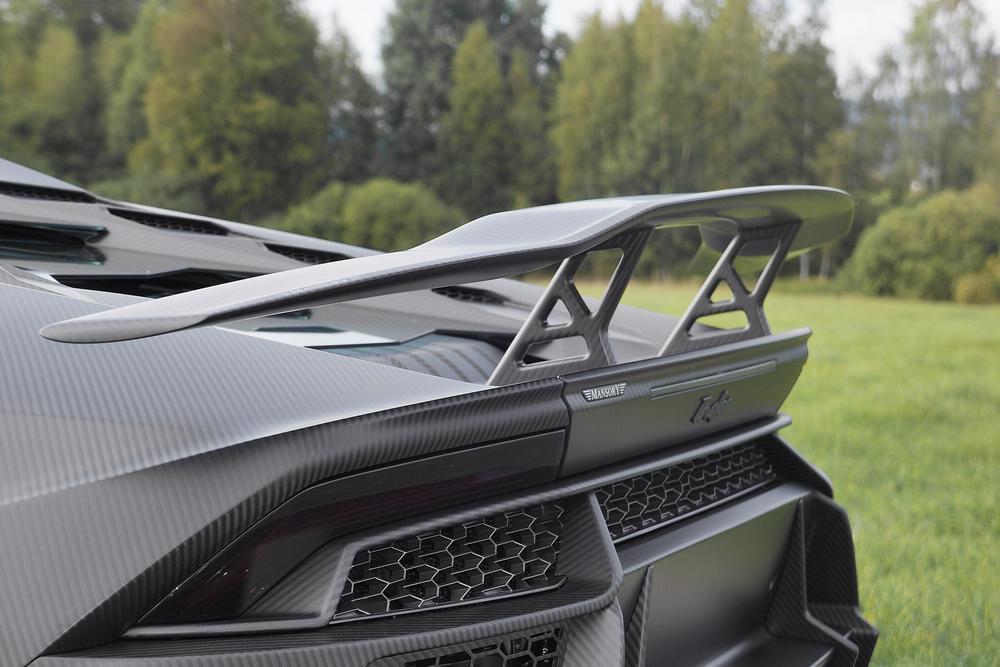 Mansory Torofeo, Lamborghini Huracan, Carbon Fiber