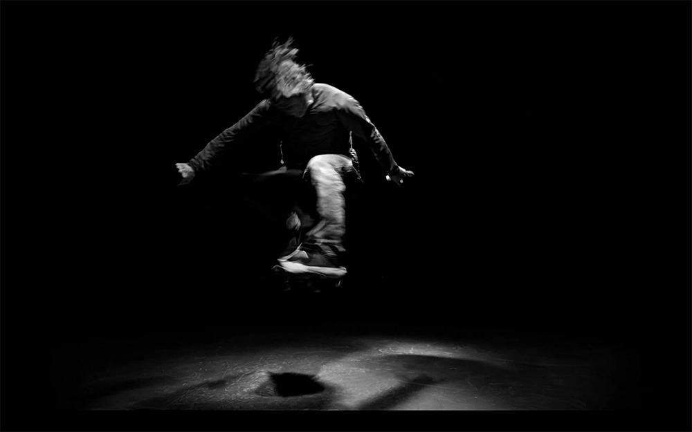 Rodney Mullen, Skateboard Tricks, 360 Video