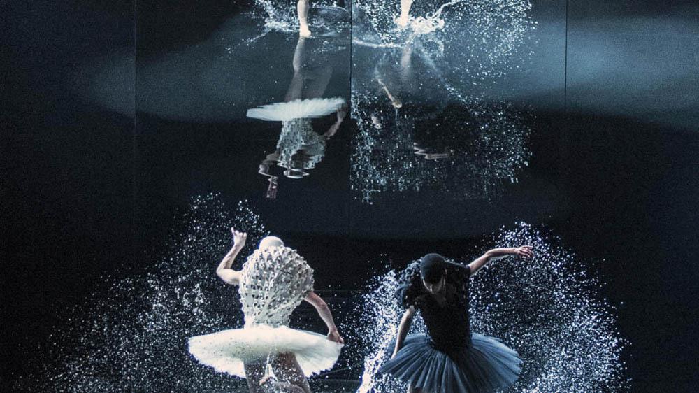Alexander Ekman, A Swan Lake
