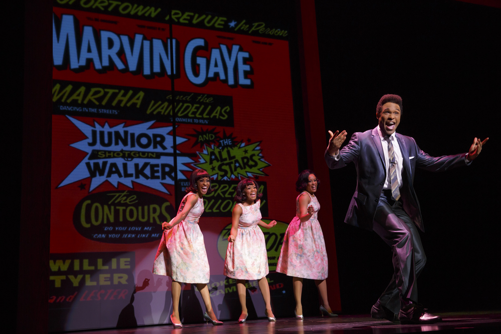 Jarran Muse as Marvin Gaye & Cast. MOTOWN THE MUSICAL First National Tour. (c) Joan Marcus, 2014.jpg