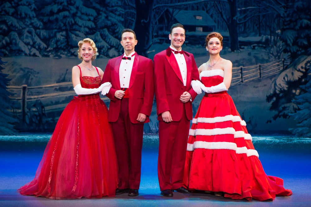 Irving Berlin's White Christmas  - November 7-12, 2017