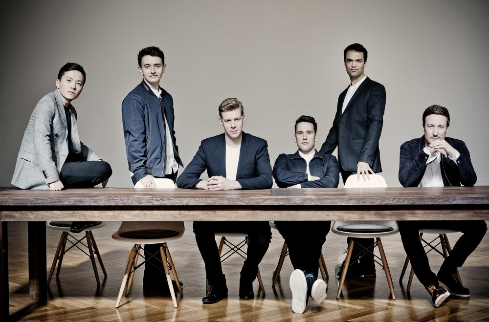 The King's Singers GOLD credit Marco Borggreve (19).jpg