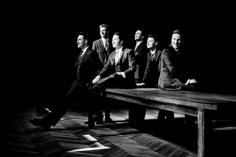 The King's Singers GOLD credit Marco Borggreve (55)_BW.jpg