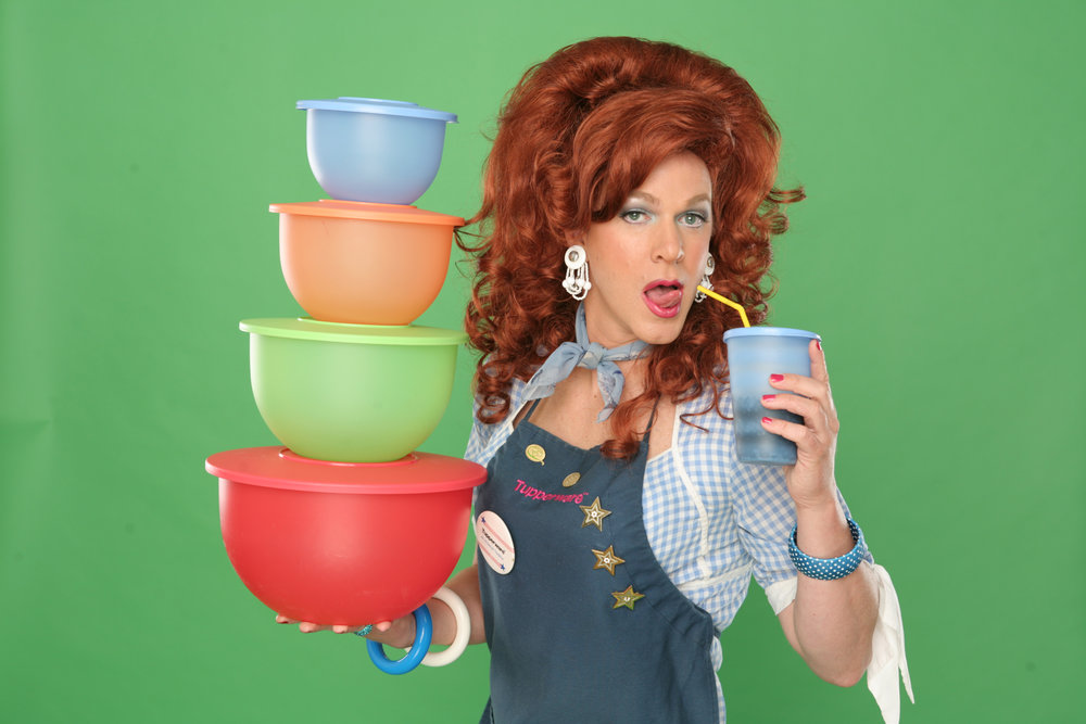 Dixie's Tupperware Party - Feb. 19-24 | 7 shows!