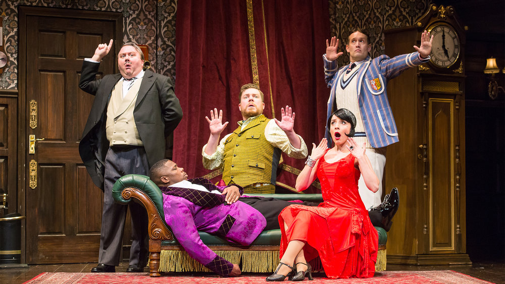 The Play That Goes Wrong -