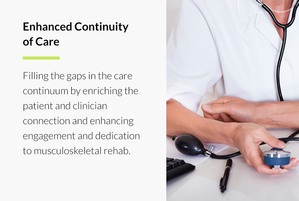 Enhanced Continuity of Care