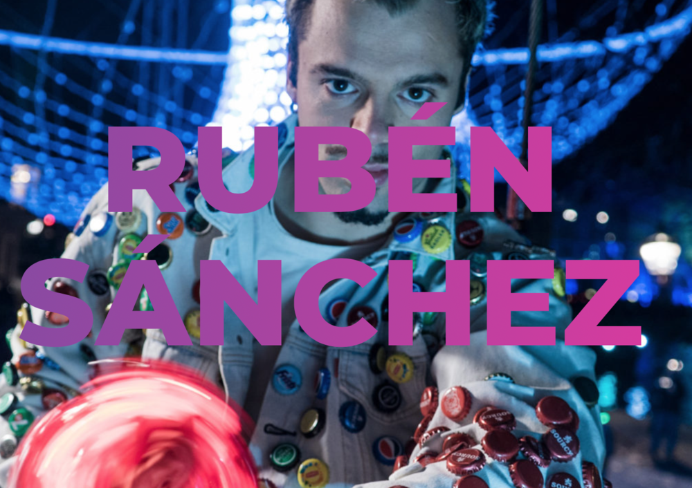 VOTE FOR RUBÉN - FOR GROTE PRIJS VAN NEDERLAND