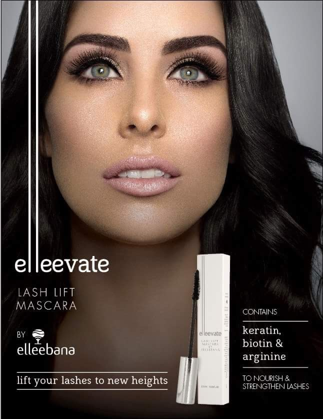 Ellevate Lash Lift Mascara available for purchase at Precision Spa, to be used immediately after your Lash Lift and also as your daily nourishing mascara.