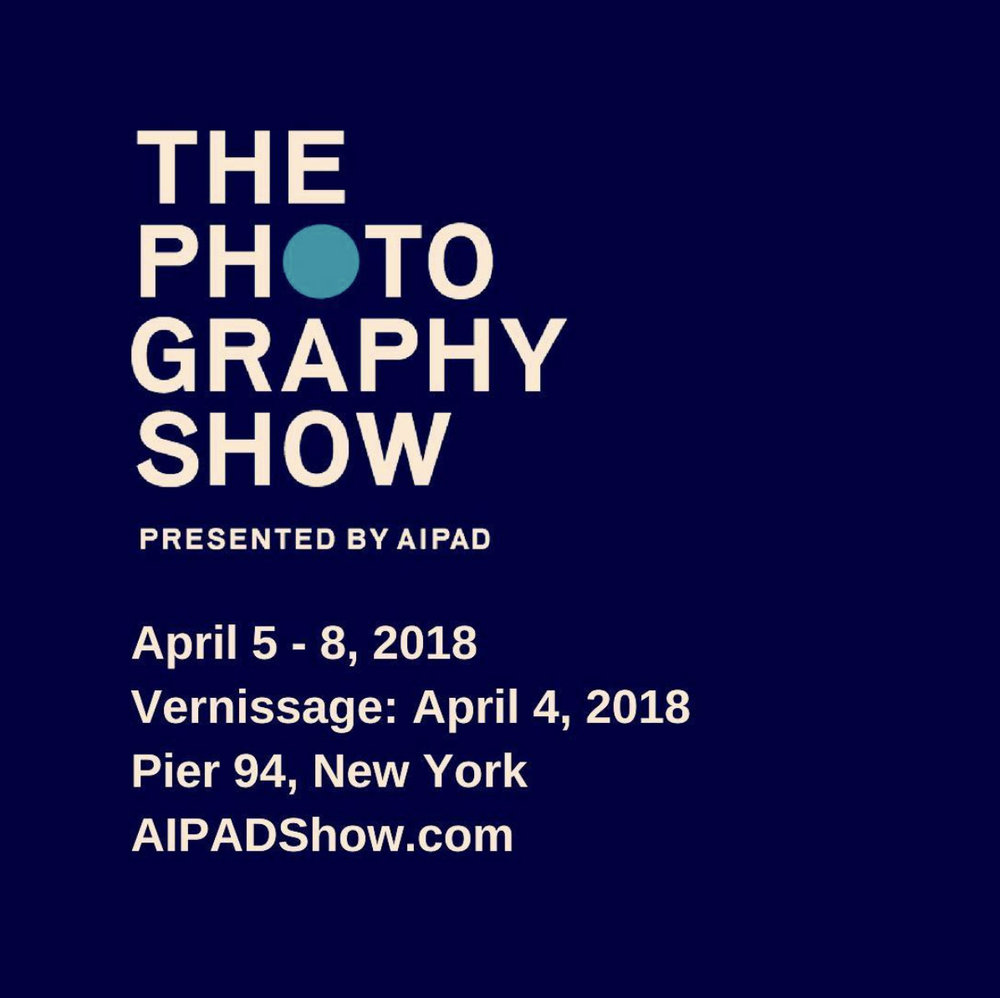 The AIPAD Photography Show, booth of Michael Shapiro Photographs