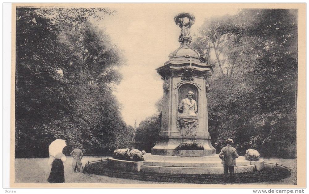 Tiergarten- Berlin 1910'lu yıllar...