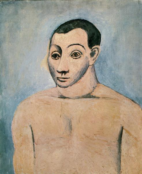Picasso, Kendi Portresi, 1906