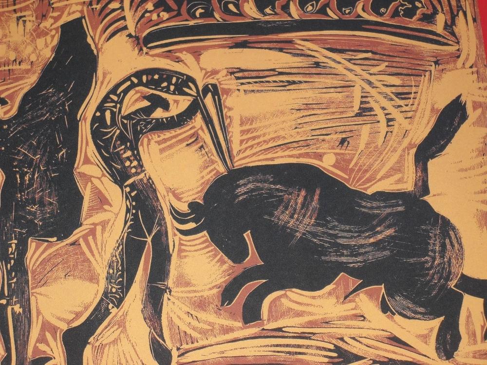 Berger Picasso'nun İspanyol olmasıyla ve Batı'nın bu İspanyol'la kurduğu ilişkiye çok önem verir.