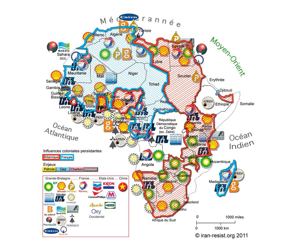 Afrika ve Sykes-Picot düzeninde yatırıma koşan ( ...hmm ) yatırımcıları