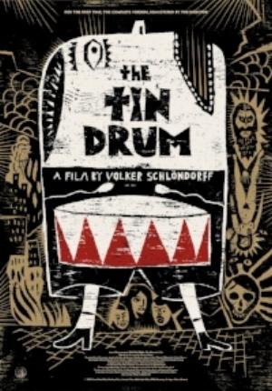 """Frank'a babasının verdiği kitaplardan biri """"Teneke Trampet"""". Günter Grass'ın büyümek istemeyen bir çocuğun gözünden 2. Dünya savaşını anlattığı sinemaya uyarlanan romanı"""
