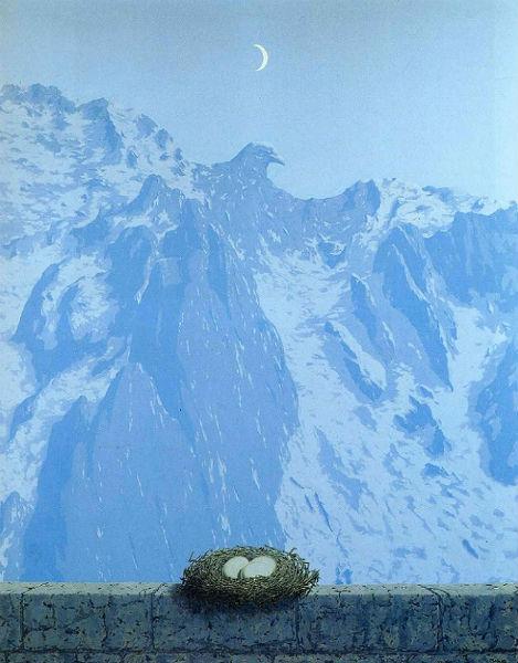 Rene Magritte - Arnheim Arazisi (1962)
