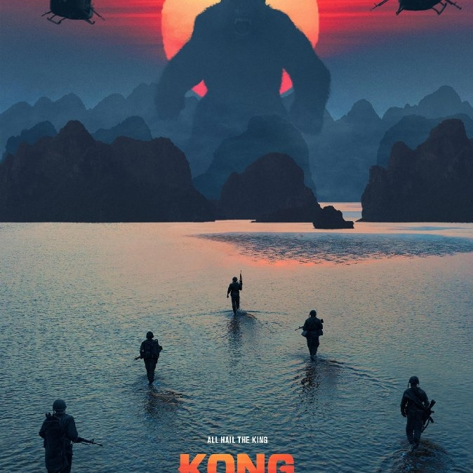 Kong: Kafatası Adası - Kong: Skull Island