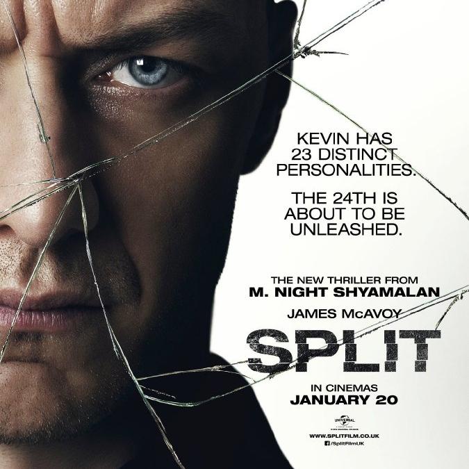 Parçalanmış - Split