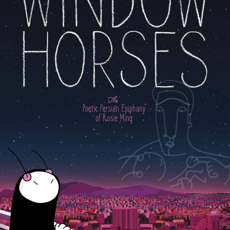 Camdan Atlar - Window Horses