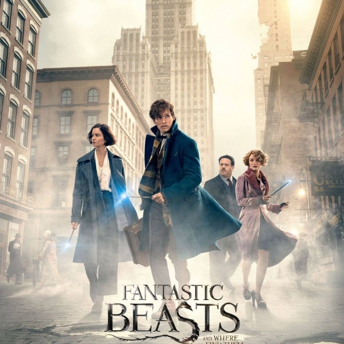 Fantastik Canavarlar Nerededir, Nerede Bulunurlar? - Fantastic Beasts and Where to Find Them?