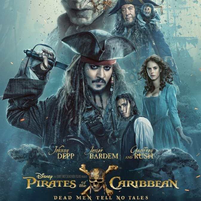 Karayip Korsanları: Salazar'ın İntikamı - Pirates of the Carribean: Dead Men Tell No Tales