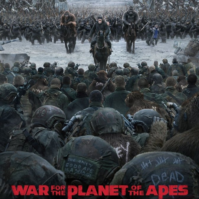 Maymunlar Cehennemi: Savaş - War for the Planet Apes