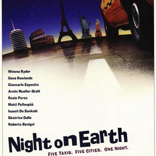 Dünyada Bu Gece - Night On Earth