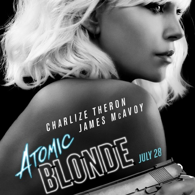 Sarışın Bomba - Atomic Blonde
