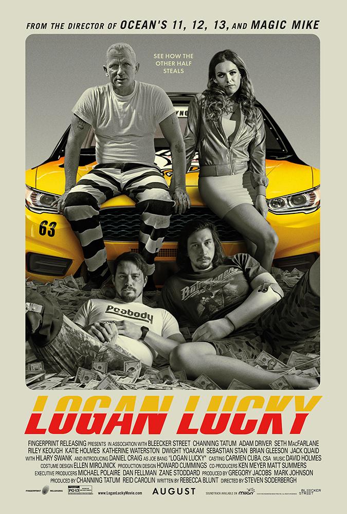 20 - Şanslı Logan - Lucky Logan (2017) -